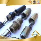 Prestressed Concrete를 위한 15.24mm Single Hole Prestressed Anchor Coupler