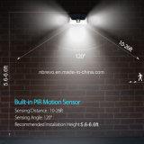 24 luces solares impermeables del jardín del sensor de movimiento del LED PIR (RS2029)