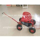 Justierbarer Traktor-Hochleistungsgarten Scoot mit rundem Korb