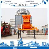 Mezclador concreto industrial automático 750L de la marca de fábrica superior para la planta de procesamiento por lotes por lotes concreta (JS750)