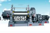 Открытый смешивая стан 2 кренов резиновый/машина силикона смешивая