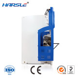 Servo hidráulico CNC máquina de doblado de la placa de lámina metálica
