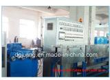 Linha de extrusão de gel de silicone Levar máquina de extrusão de cabo