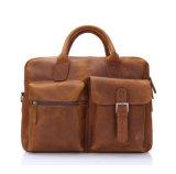 Высокое качество Vintage Style женская сумка для ноутбука футляр из натуральной кожи