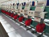 9中国からの針12のヘッド帽子そして管状の高速刺繍機械