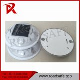 Indicatore luminoso di plastica rotondo impermeabile della vite prigioniera della strada degli occhi di gatto della strada privata