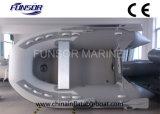 De Opblaasbare Boot van Funsor met Vloer Vib