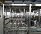 5 galones de puro/agua mineral que llena y que capsula 3 en 1 máquina