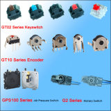 Auto와 Machine를 위한 Limit 40t85 5e412V Micro Switch 떨어져에 황급한 Action High Sensitivity