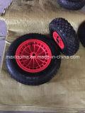 압축 공기를 넣은 바퀴 무덤 고무 바퀴