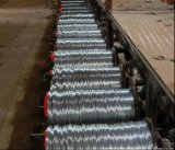 Le bâtiment doux sur le fil de liaison galvanisé/fil de fer galvanisé