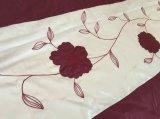 Polyslub Silk Tuch-Änderung am Objektprogramm gesticktes Bett