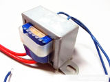 La serie E-I ha personalizzato il trasformatore a bassa frequenza di disegno