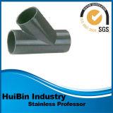 両方の実行で減る炭素鋼Bullの衛生熱湯の構築のためのヘッドティーの十字の肘
