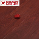 12mm HDF Silk Surface (Groove) Laminate Flooring (AS8117)