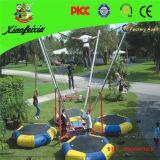 Ammortizzatore ausiliario di sport di alto salto con cavo elastico