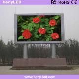 Im Freien P8 video bekanntmachende LED Anschlagtafel