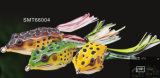 Gute Qualitätsweicher Köder-weicher Frosch-Frosch-Köder