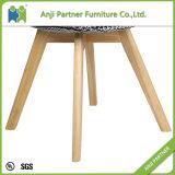 다채로운 덮개 전통적인 스타일 여가 나무로 되는 기본적인 의자 (Kammuri)