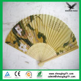 Haute qualité Prmotional papier Japon Fan de bambou