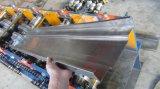 Rollo fuerte marco de acero de la puerta que forma la máquina con PLC