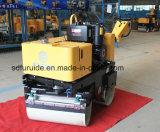 소형 수동 손에 의하여 운영하는 롤러 쓰레기 압축 분쇄기 (FYL-800)
