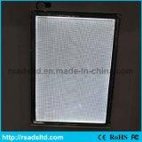 Alta calidad de acrílico luz del panel Guía para la caja ligera