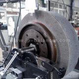 Máquina de equilibrio horizontal de JP para el tambor de la máquina de enrollamiento