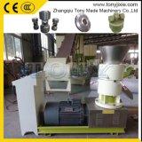 machine à granulés Die plat de sciure de bois 100-120 kg/h à domicile de la biomasse Pellet appuyez sur