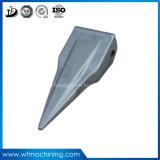 Dent de position de pignon de chargeur de dents de position d'OEM/position défonceuses d'excavatrice