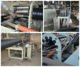 Bobina de aço máquina de tubos de plástico de PE com marcação CE e ISO