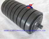 Riemen Conveyorimpact Roller mit Rubber Disc