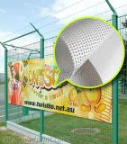 Изготовленный на заказ знамя винила сетки PVC промотирования напольный рекламировать