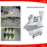 Aço inoxidável Samosa automática fazendo Wonton Ravoli Dumpling Maker a máquina