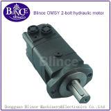 Motor hidráulico de la órbita Oms12 Oms125 de cuatro agujeros / de dos agujeros BMS Bmsy para la maquinaria de la mala hierba