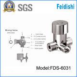 Tipo da válvula T do misturador para o Faucet automático