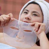 SGS Bewezen GezichtsMasker van de anti-Rimpel van de Vitamine C, het Masker van het Kristal van het Masker van het Collageen
