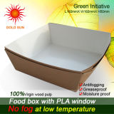 Vvacuum 밀봉된 마이크로파 식품 포장을 포장하는 동결된 간이 식품 (K155-D)