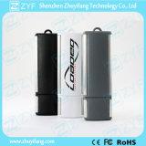 Bastone promozionale del USB della plastica 2GB di disegno di modo del regalo (ZYF1283)