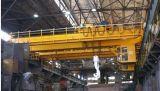 판매를 위한 고품질을%s 가진 강철 공장 국자 브리지 기중기