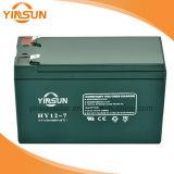 batterie solaire de 12V 7ah pour le système portatif de panneau solaire
