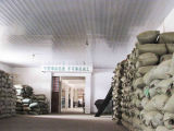Goedkope Thee 9501 van centraal Azië Oezbekistan de Groene Thee van de Thee van het Blad