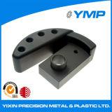 Prototipo de blanqueado CNC anodizado negro