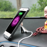 Girar 360 grados Wireless Cargador de coche para iPhone