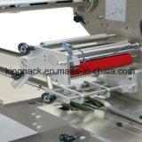 Horizontales Seidenpapier-Verpackungsmaschine-Verpackungs-Gerät