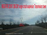 Megatro 220kv 2b6 Zm1 sceglie la torretta della trasmissione della sospensione del circuito