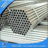 Tubo d'acciaio galvanizzato A653 di ASTM per Contruuction