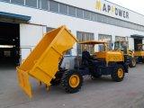 Caminhão de descarga da mineração subterrânea da fonte 6ton Fcd60 da fábrica