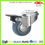 Het Wiel van de Gietmachine van het natuurlijke Rubber (G103-12F050X19Z)