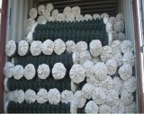 Cerca revestida por atacado da ligação Chain do PVC 6foot em Rolls (fábrica)